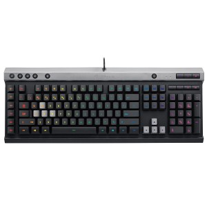 Corsair Raptor K40 RGB 16.8 Million Color Backlight Gaming Keyboard (3)