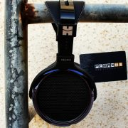 HIFIMAN HE400i Over Ear Full Size Planar Magnetic Headphones