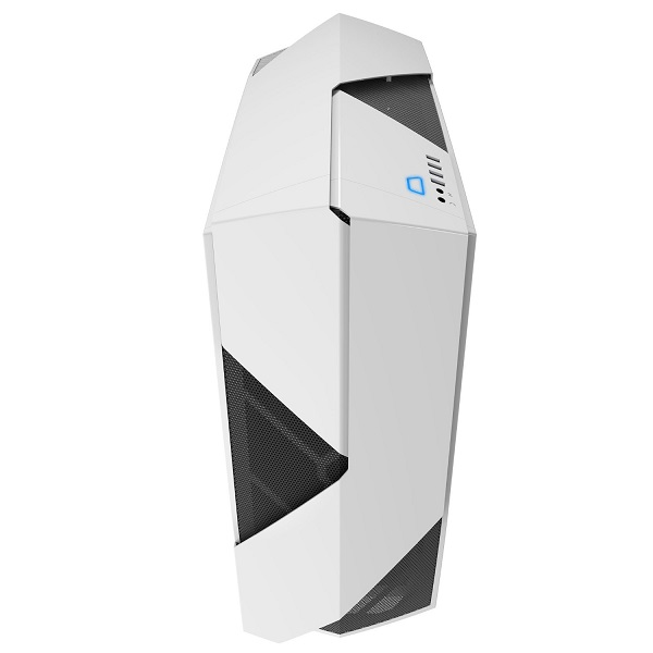 NZXT Noctis 450 Glossy White Mid Tower Case (1)