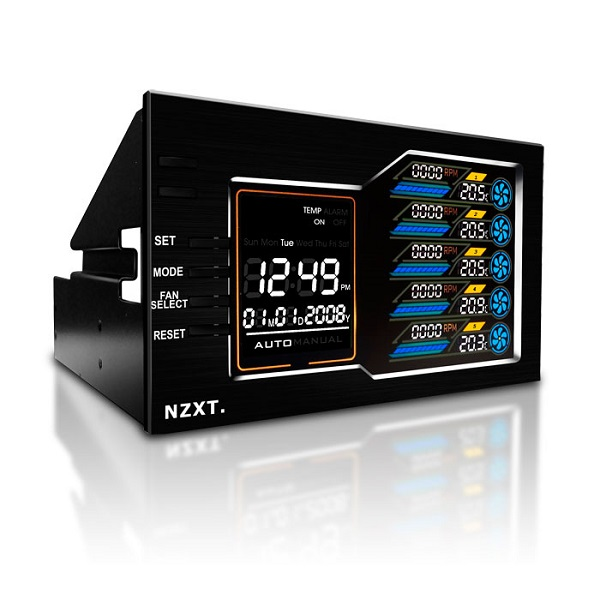 NZXT Sentry LX High Performance Fan Controller (1)