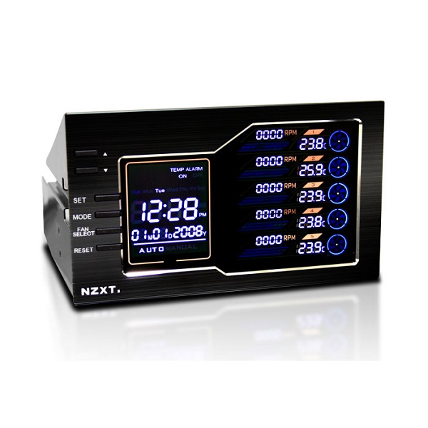 NZXT Sentry LX High Performance Fan Controller (3)