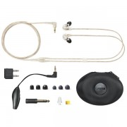 Shure SE215 Sound Isolating Monitoring In-Ear Headphone (2)