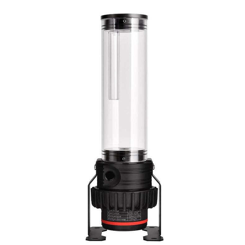 Thermaltake Pacific DIY RL240 CPU Water Cooling Kit  (4)