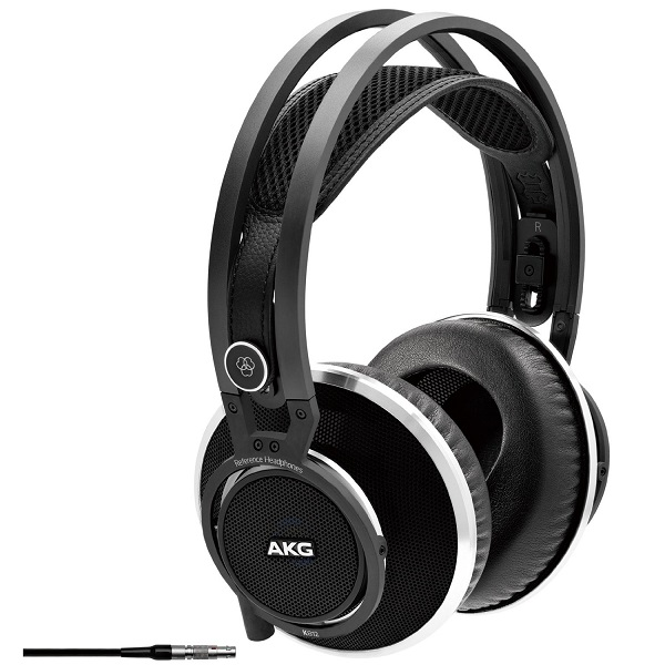 AKG K812 Professional Reference Headphones (3)