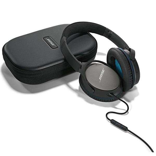 Bose QuietComfort 25 Acoustic Noise Cancelling headphones – Black (4)
