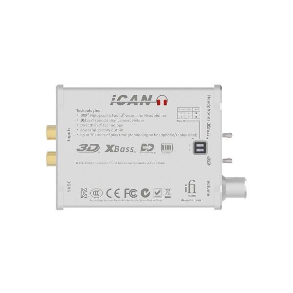 IFI-Audio Nano iCAN Headphones Amplifier (5)
