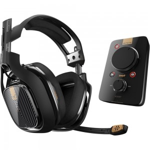 Astro A40 TR Headset + MixAmp Pro TR - PS4,PS3,PC (1)