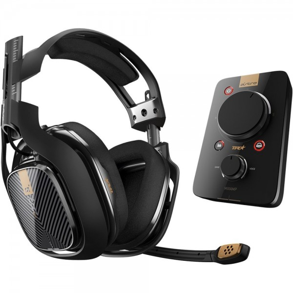 Astro A40 TR Headset + MixAmp Pro TR – PS4,PS3,PC (1)