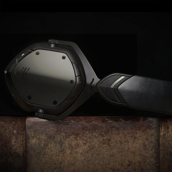V-MODA Crossfade Wireless Over-Ear Headphone – Gunmetal Black (2)
