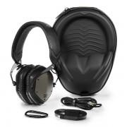 V-MODA Crossfade Wireless Over-Ear Headphone – Gunmetal Black (3)