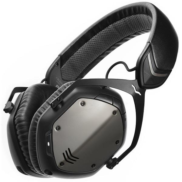 V-MODA Crossfade Wireless Over-Ear Headphone – Gunmetal Black (4)