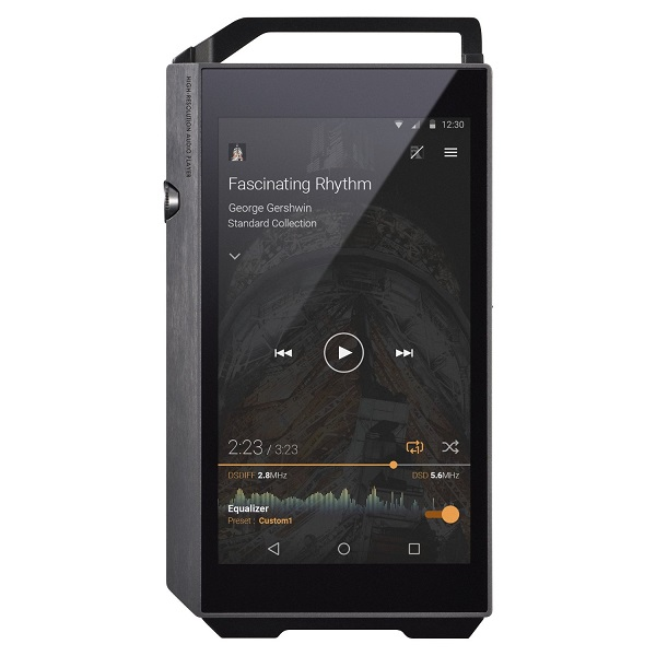 Pioneer XDP-100R Portable High Resolution Digital Audio Player (1)