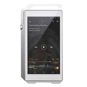 Pioneer XDP-100R Portable High Resolution Digital Audio Player - Silver (1)