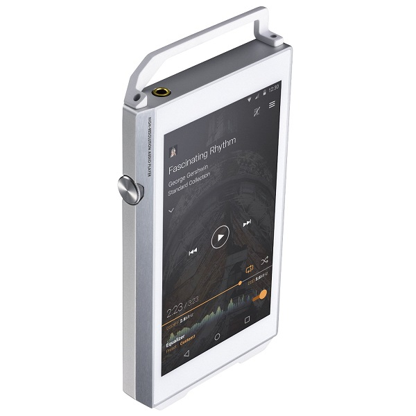 Pioneer XDP-100R Portable High Resolution Digital Audio Player – Silver (2)