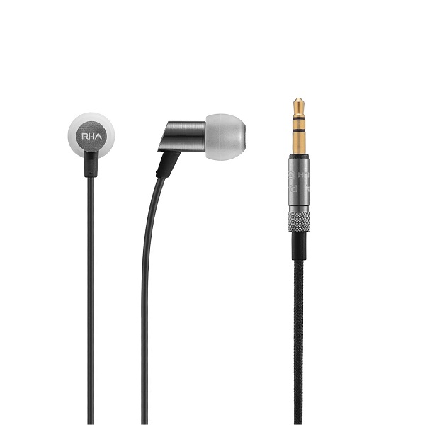 RHA S500 Ultra Compact Noise Isolating Aluminium In-Ear Headphone (2)
