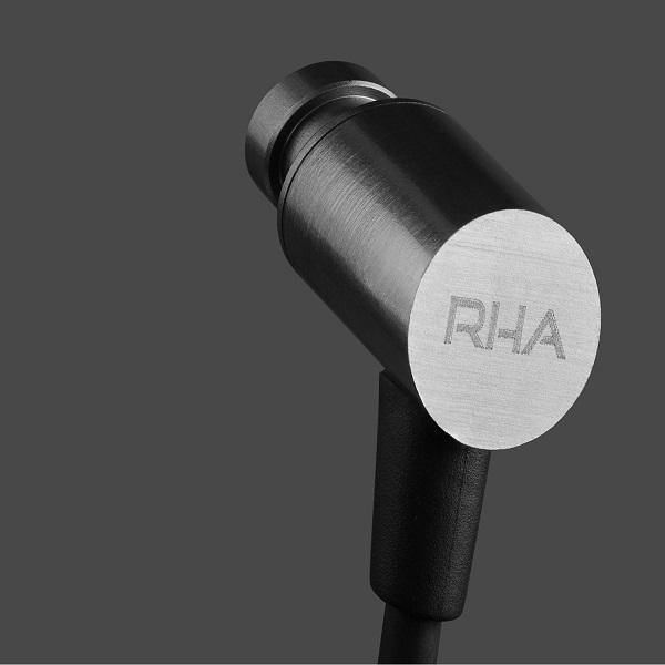RHA S500 Ultra Compact Noise Isolating Aluminium In-Ear Headphone (5)