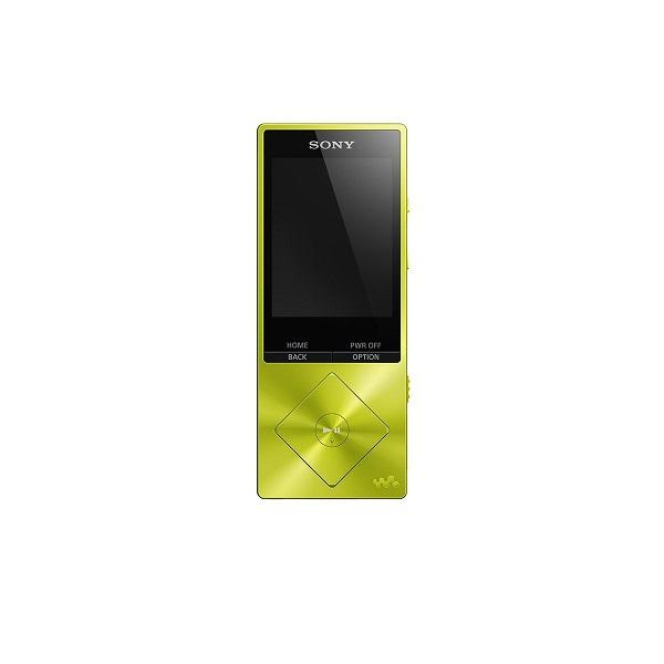 Sony Walkman NW-A25 16GB High Resolution Audio Player – Green (1)
