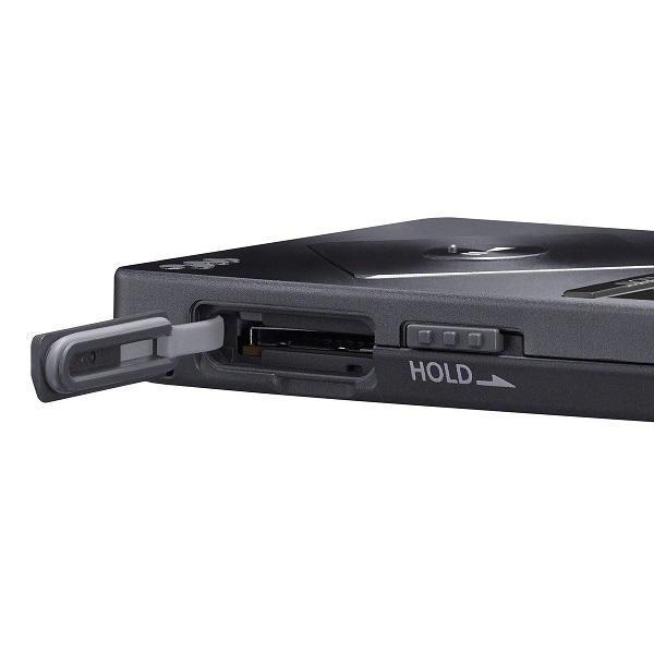 Sony Walkman NW-A25B 16GB High Resolution Audio Player – Black (2)
