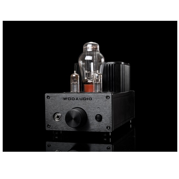Woo Audio WA6 Single Ended Triode Class-A Headphone Amplifier – Black (3)