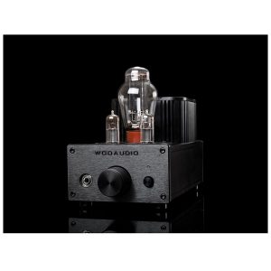 Woo Audio WA6 Single Ended Triode Class-A Headphone Amplifier - Black