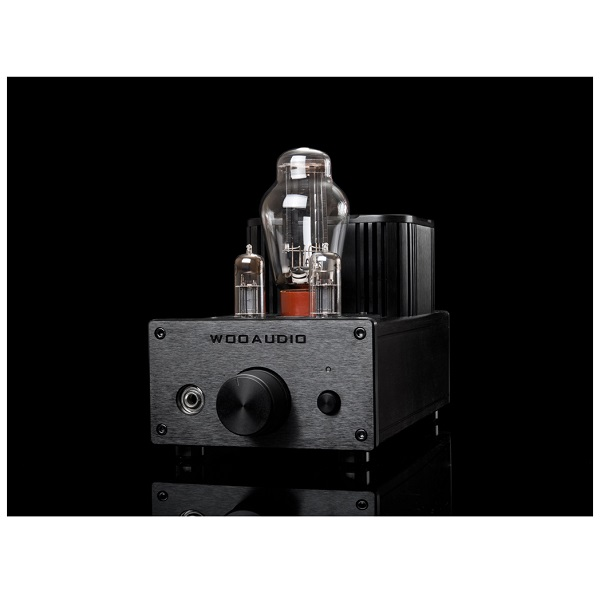 Woo Audio WA6 Single Ended Triode Class-A Headphone Amplifier – Black