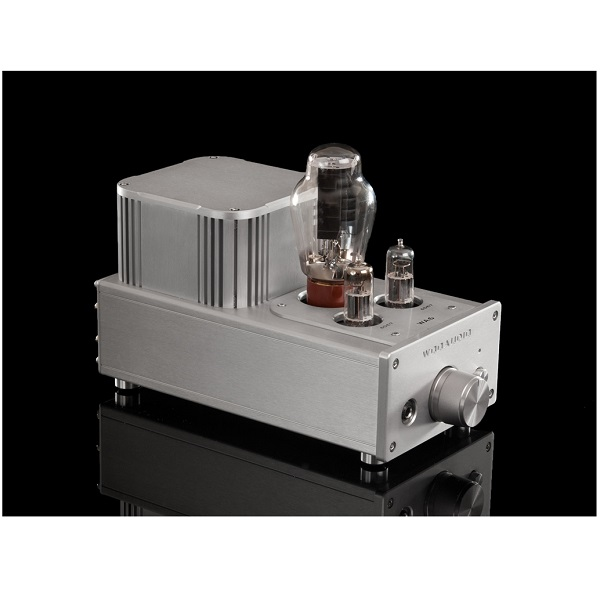 Woo Audio WA6 Single Ended Triode Class-A Headphone Amplifier – Silver (1)