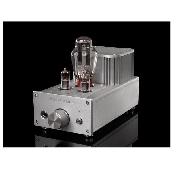 Woo Audio WA6 Single Ended Triode Class-A Headphone Amplifier – Silver (3)
