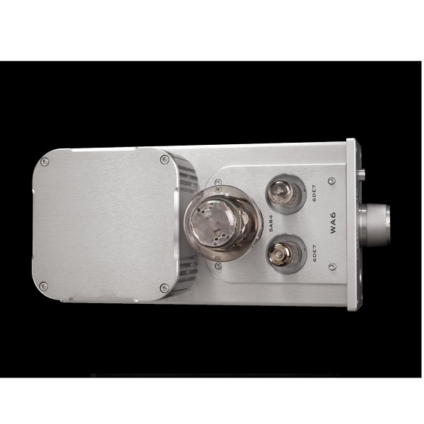 Woo Audio WA6 Single Ended Triode Class-A Headphone Amplifier – Silver (5)