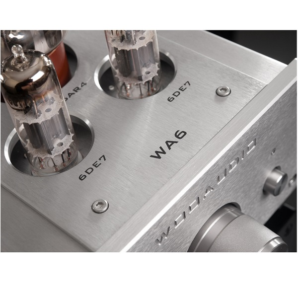 Woo Audio WA6 Single Ended Triode Class-A Headphone Amplifier – Silver (6)