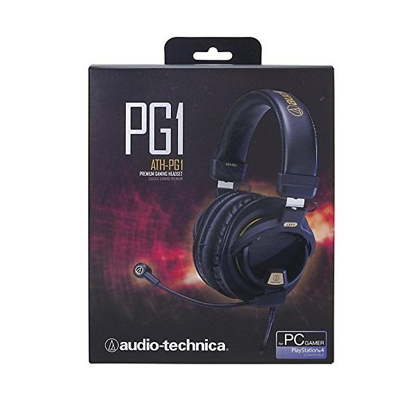 Audio-Technica ATH-PG1 Closed-Back Premium Gaming Headset (1)