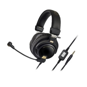 Audio-Technica ATH-PG1 Closed-Back Premium Gaming Headset (2)