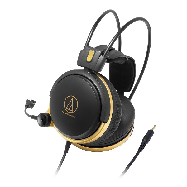 Audio Technica ATHAG1 Closed-Back Gaming Headset (2)