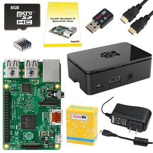 CanaKit Raspberry Pi 2 Complete Starter Kit - 9 Items (9)