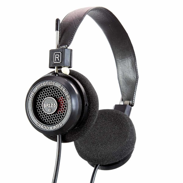 Grado Prestige Series SR125e Open Headphones (4)