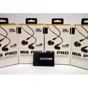 MEE Audio M6 PRO Universal Fit In-Ear Monitors Headphones – Black