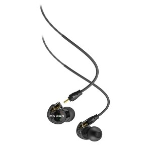 MEE Audio M6 PRO Universal Fit In-Ear Monitors Headphones - Black (3)