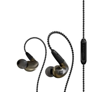 MEE Audio P1 High Fidelity Audiophile In-Ear Headphones (3)