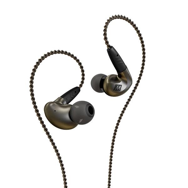 MEE Audio P1 High Fidelity Audiophile In-Ear Headphones (4)