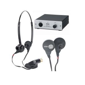 STAX SRS-005SMK2 Electrostatic In Earspeaker Headphones System (1)