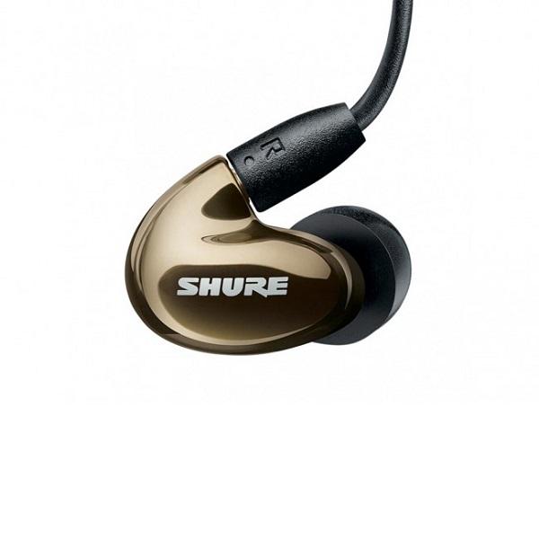 Shure SE846-BNZ Quad High Definition MicroDrivers Sound Isolating Earphones (5)
