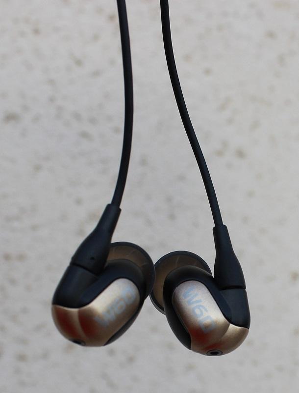 westone w60 signature series 6 driver universal fit in ear headphones. Black Bedroom Furniture Sets. Home Design Ideas