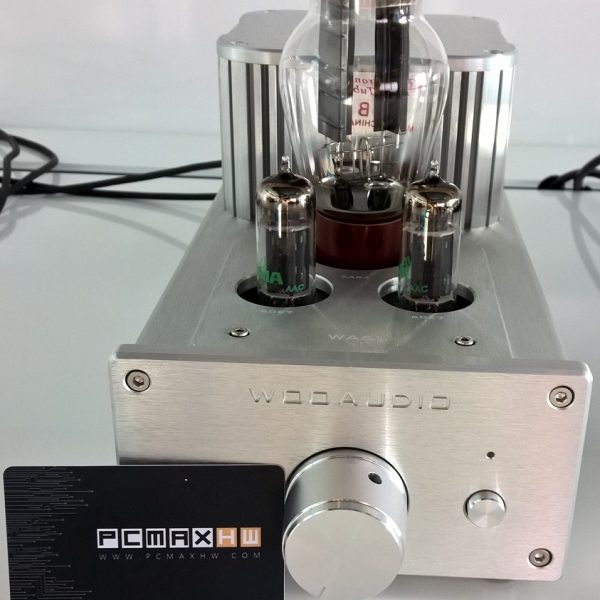 Woo Audio WA6 Single Ended Triode Class-A Headphone Amplifier