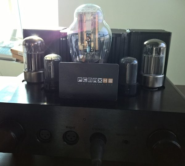 WooAudio WA22 Fully Balanced Class A Headphone Amplifier – WWW.PCMAXHW.COM