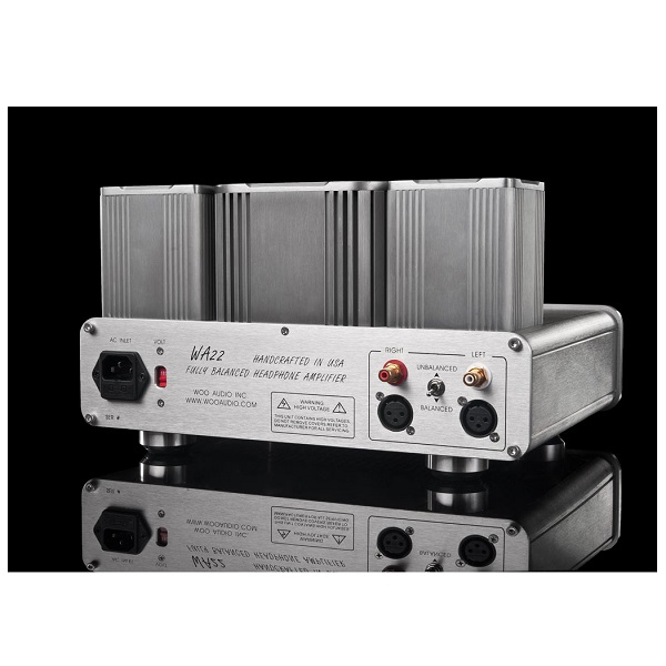 WooAudio WA22 Fully Balanced Headphone Amplifier (5)