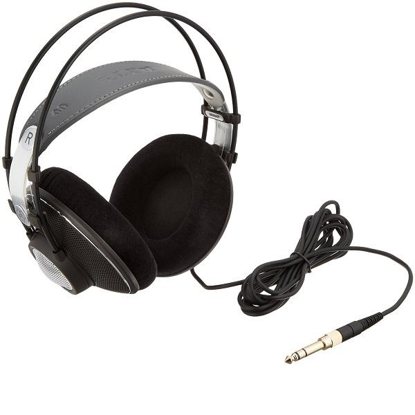 AKG K612 PRO Reference Open Studio Headphone (1)