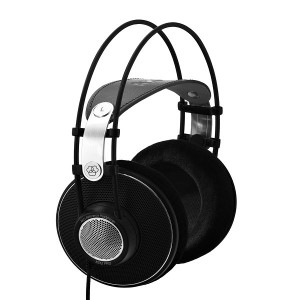 AKG K612 PRO Reference Open Studio Headphone (4)
