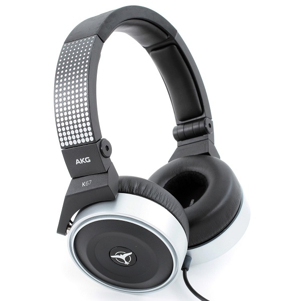 AKG Pro Audio K67 TIESTO DJ Headphones (5)