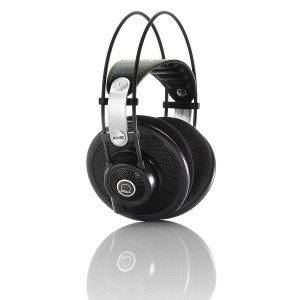 AKG Q 701 Quincy Jones Signature Reference Class Premium Headphones - Black (2)