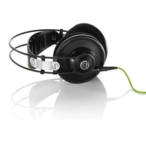 AKG Q 701 Quincy Jones Signature Reference Class Premium Headphones – Black (3)