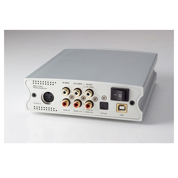 Aune X1S ESS9018K2M 32Bit 384KHz DSD DAC Headphone Amplifier – Silver (1)